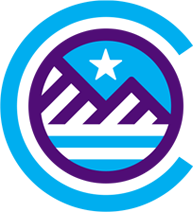 Logo icon of Colorado mountains